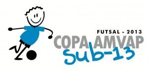 COPA AMVAP FUTSAL 2013 - LOGO COMPACTADA