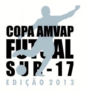 COPA AMVAP FUTSAL SUB 17 2013 - LOGO COMPACTADA