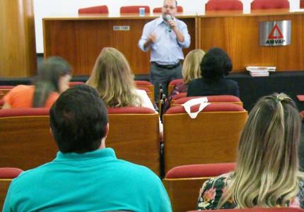 Ação Municipalista é realizada por meio de parceria entre CNM, AMM e AMVAP. Foto: Luiz Otavio Petri