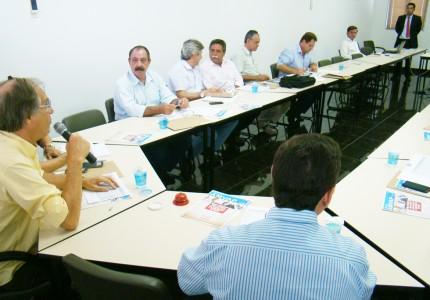 Municípios que integram o CIDES assim contrato com a Remo Engenharia. Foto: Luiz Otavio Petri