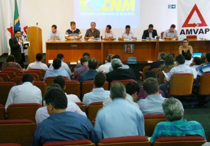 269° Assembleia Ordinária da Amvap. Foto: Luiz Otavio Petri