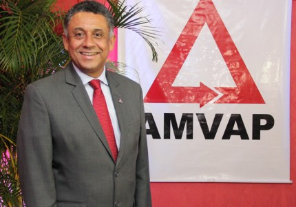 Gilmar Machado, foi presidente nas duas últimas gestões da Amvap (2013 e 2014). Foto: Arquivo Amvap