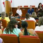 Reunião CIAS. Foto: Luiz Otavio Petri