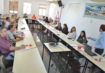 Reunião CIE/Amvap. Foto: Luiz Otavio Petri