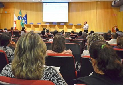 """Capacitação """"Marco Regulatório das Organizações da Sociedade Civil (Lei n. 13.019/2014)"""". Foto: Luiz Otavio Petri"""