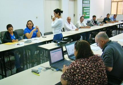 Pregão Presencial - CIS/Amvap. Foto: Luiz Otavio Petri
