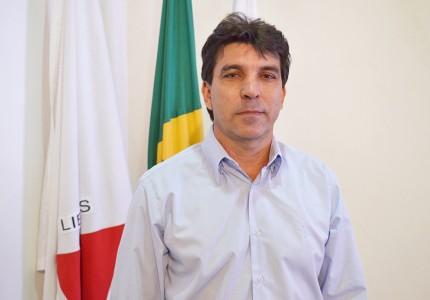 Cleidmar Zanotto - Pres. CIS/Pontal, prefeito de Capinópolis.