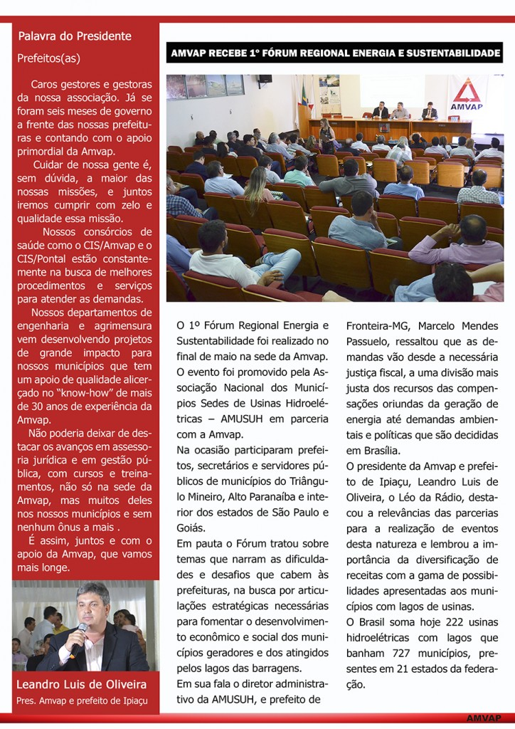 Jornal Amvap 125 - Pag2site